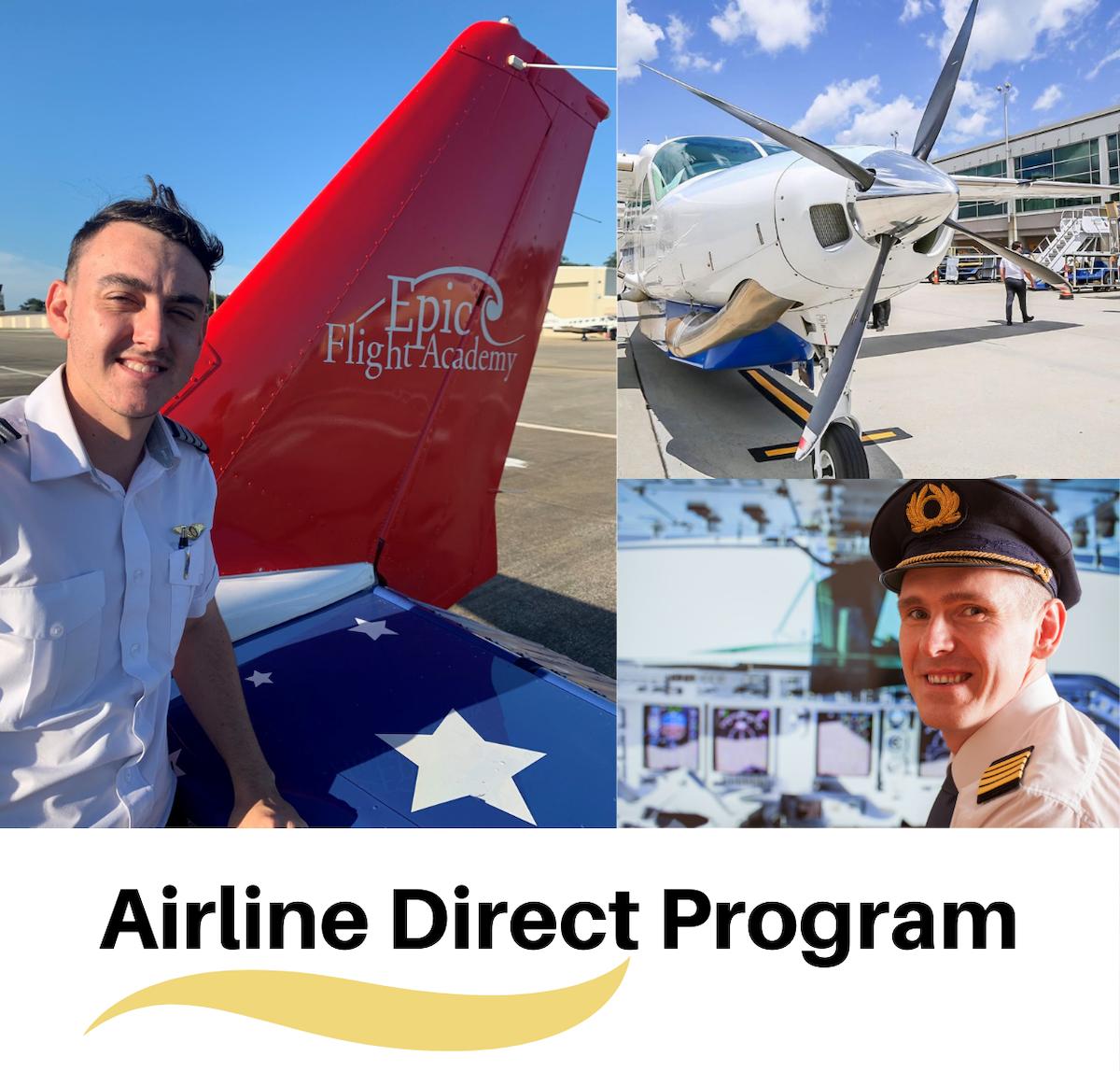 New Airline Direct Program