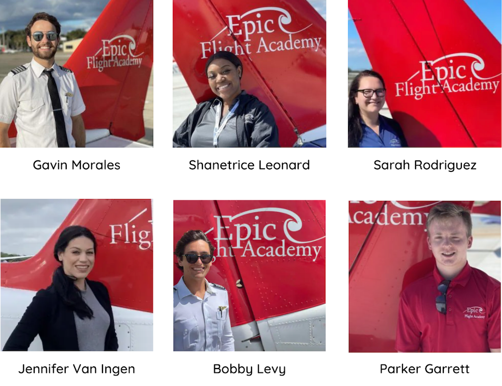 Epic New Hires March 2021