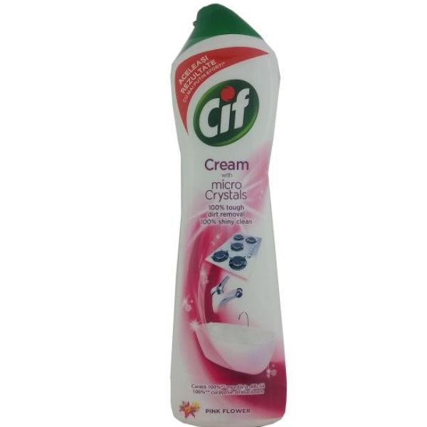 Cif Strawberry and Lily Kiss Cleaneing Cream