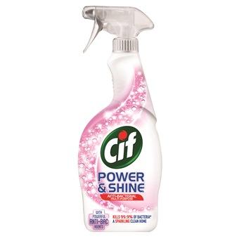 Cif Power & Shine Antibacterial Multi-Purpose Spray 700 ML