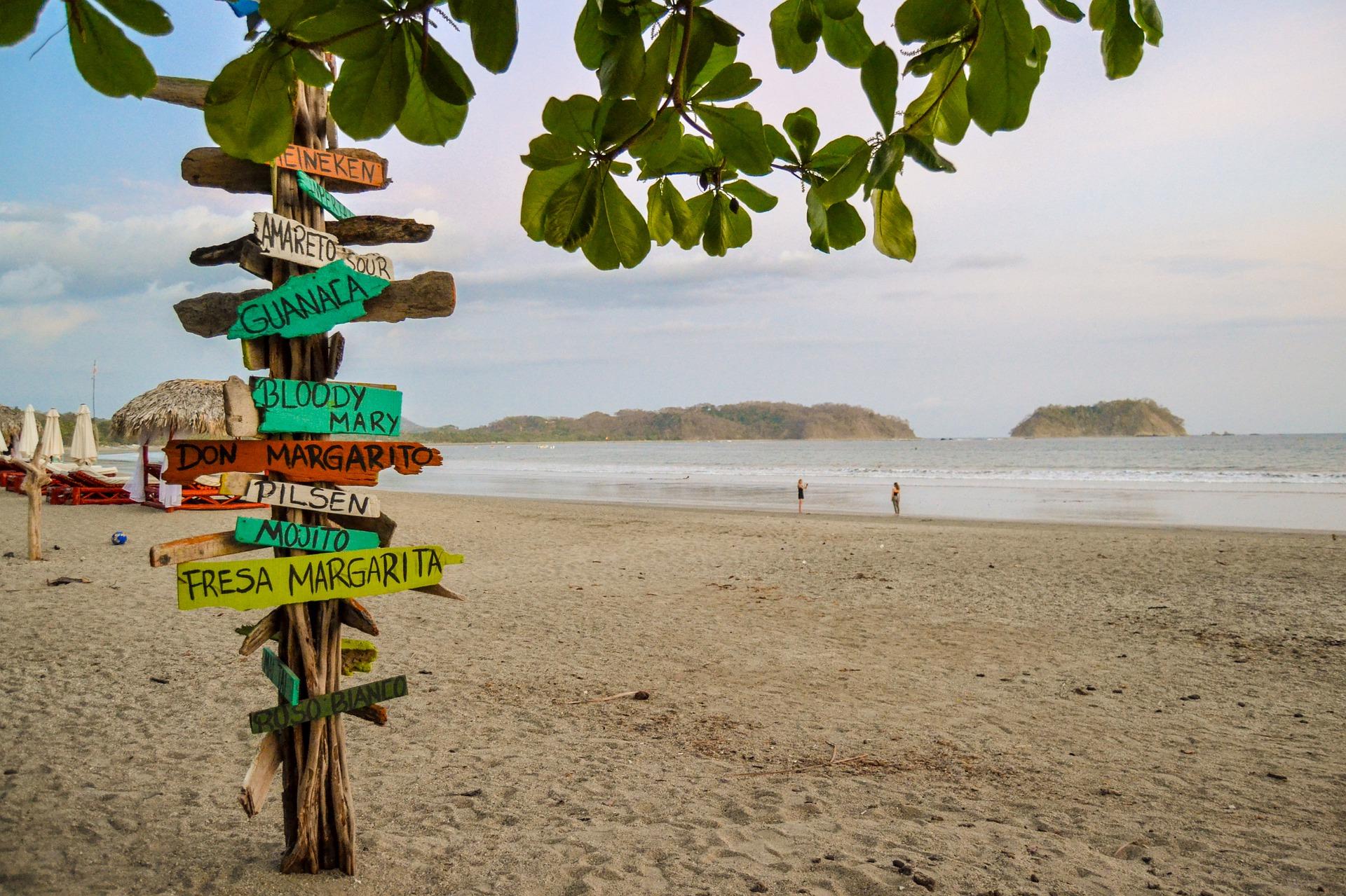 top 1 best beaches in Costa Rica