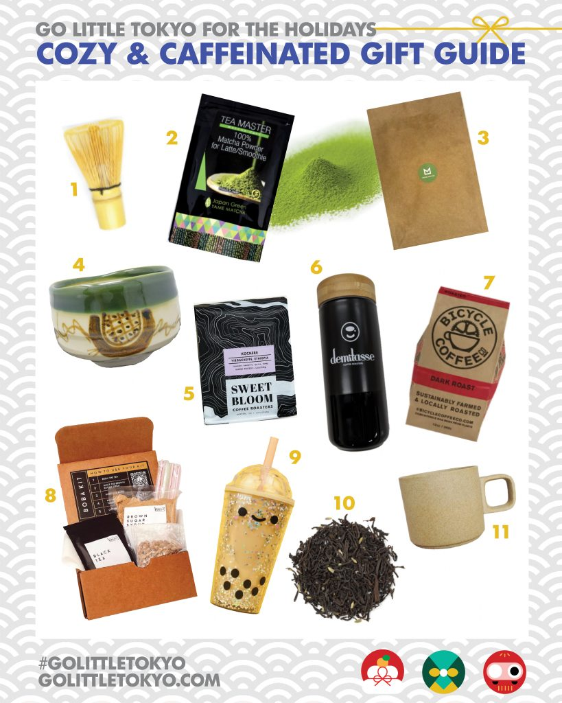 Cozy & Caffeinated Gift Guide