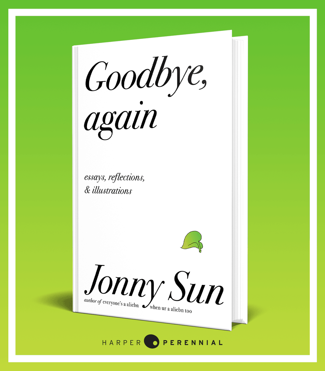 Cover of the book Goodbye, again