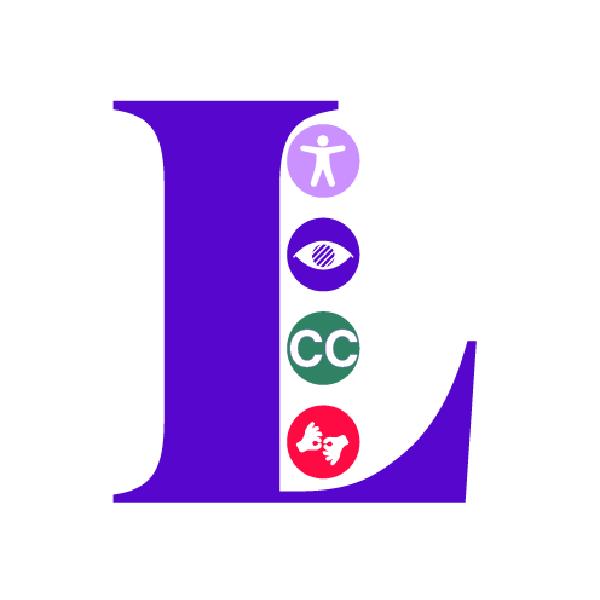 Luminato Festival Accessibility Logo