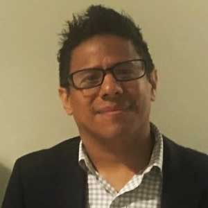 César Omar Sánchez - currently a student at NJCU and a member of the New York/New Jersey Cuba Sí Coalition in the fight against the illegal blockade against the people in Cuba.
