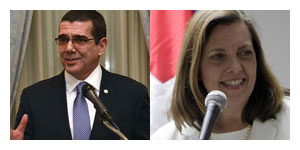 José Ramón Cabañas — Cuba's Ambassador to the United States Ambassador Josefina Vidal — Cuba's Ambassador to Canada. Lead negotiator in talks with Barack Obama Administration leading to reestablishment of US-Cuba diplomatic relations