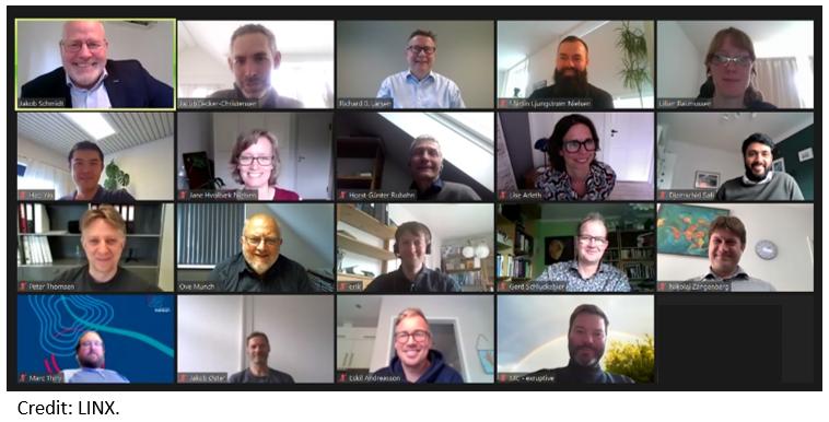 Participants in LINX GA