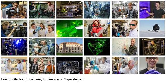 Pictures from University of Copenhagen