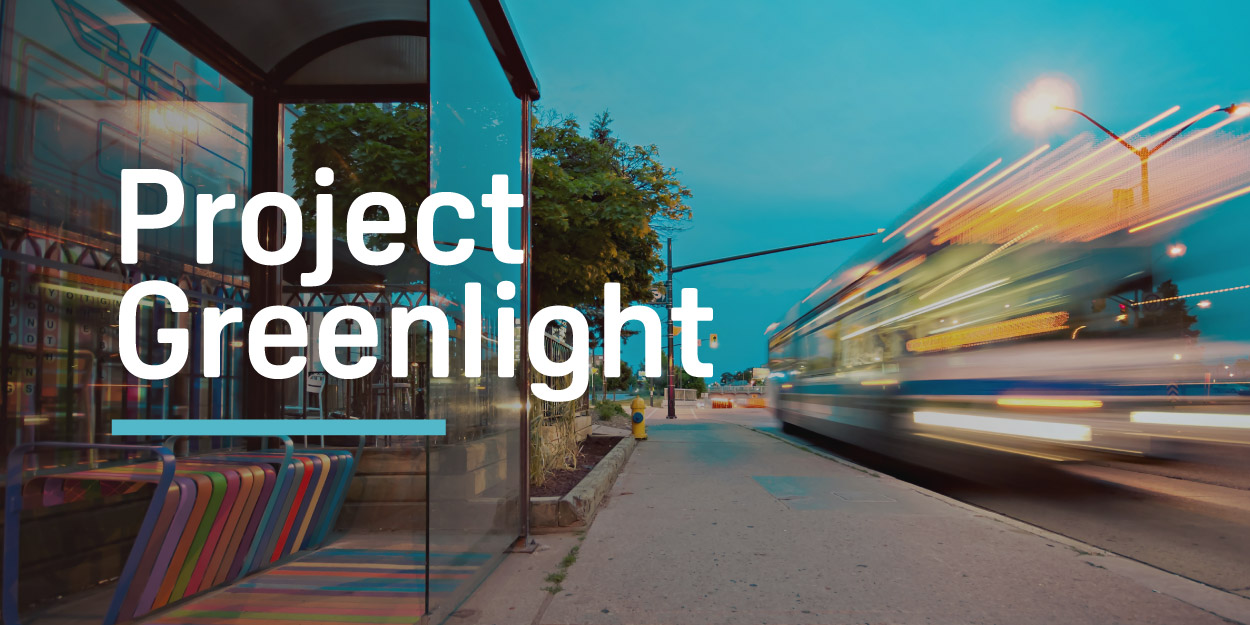 Project Greenlight - Accelerating smart and sustainable transformation