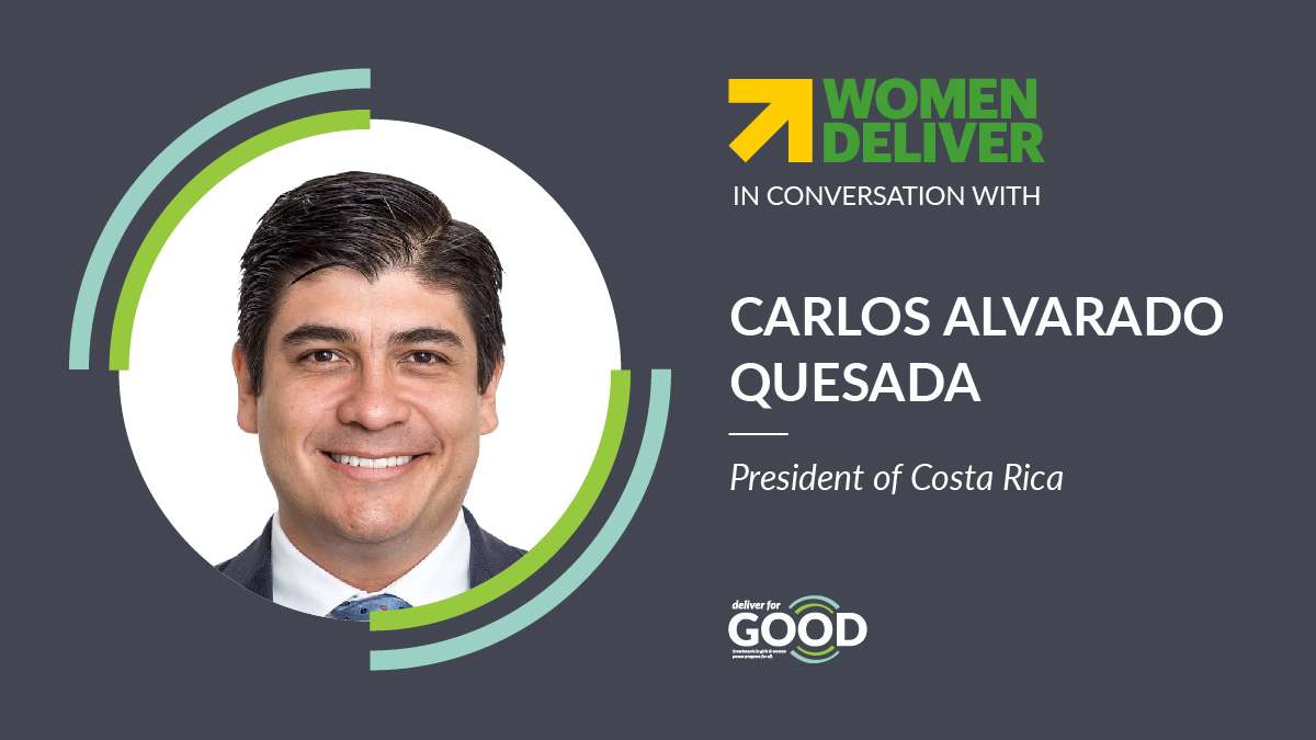 H.E. Carlos Alvarado Quesada