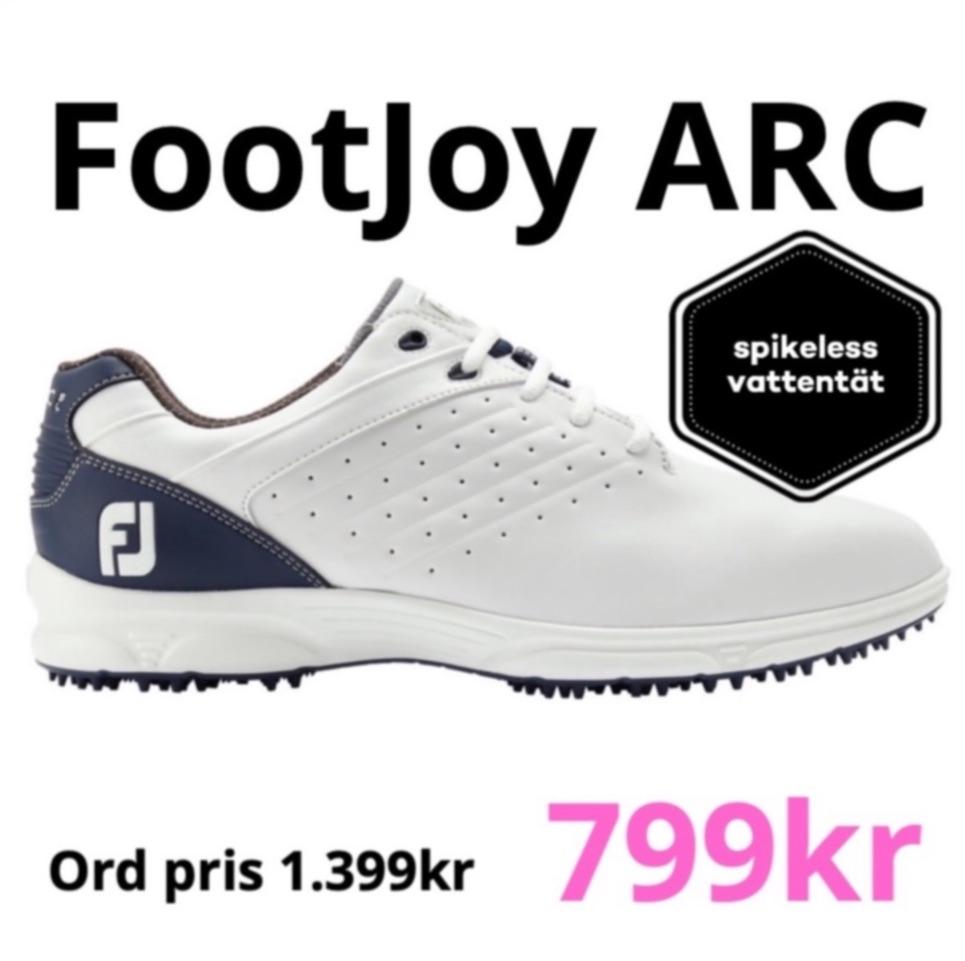 Kampanj FootJoy ARC herrsko