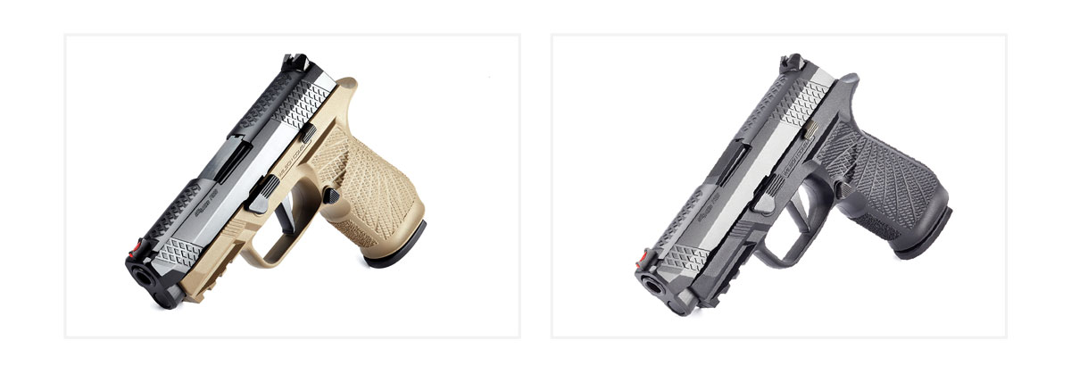 Wilson Combat-SIG SAUER WCP320 Carry Semi-Automatic Pistol