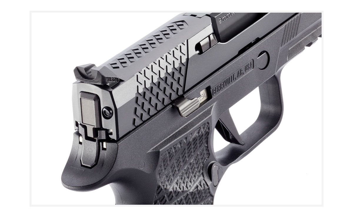 Wilson Combat-SIG SAUER WCP320 Carry Semi-Automatic Pistol