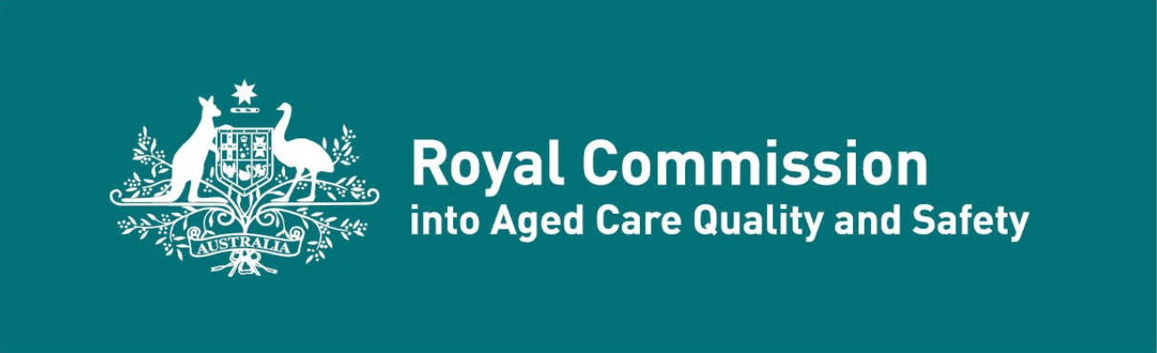 Aged Care Commission logo