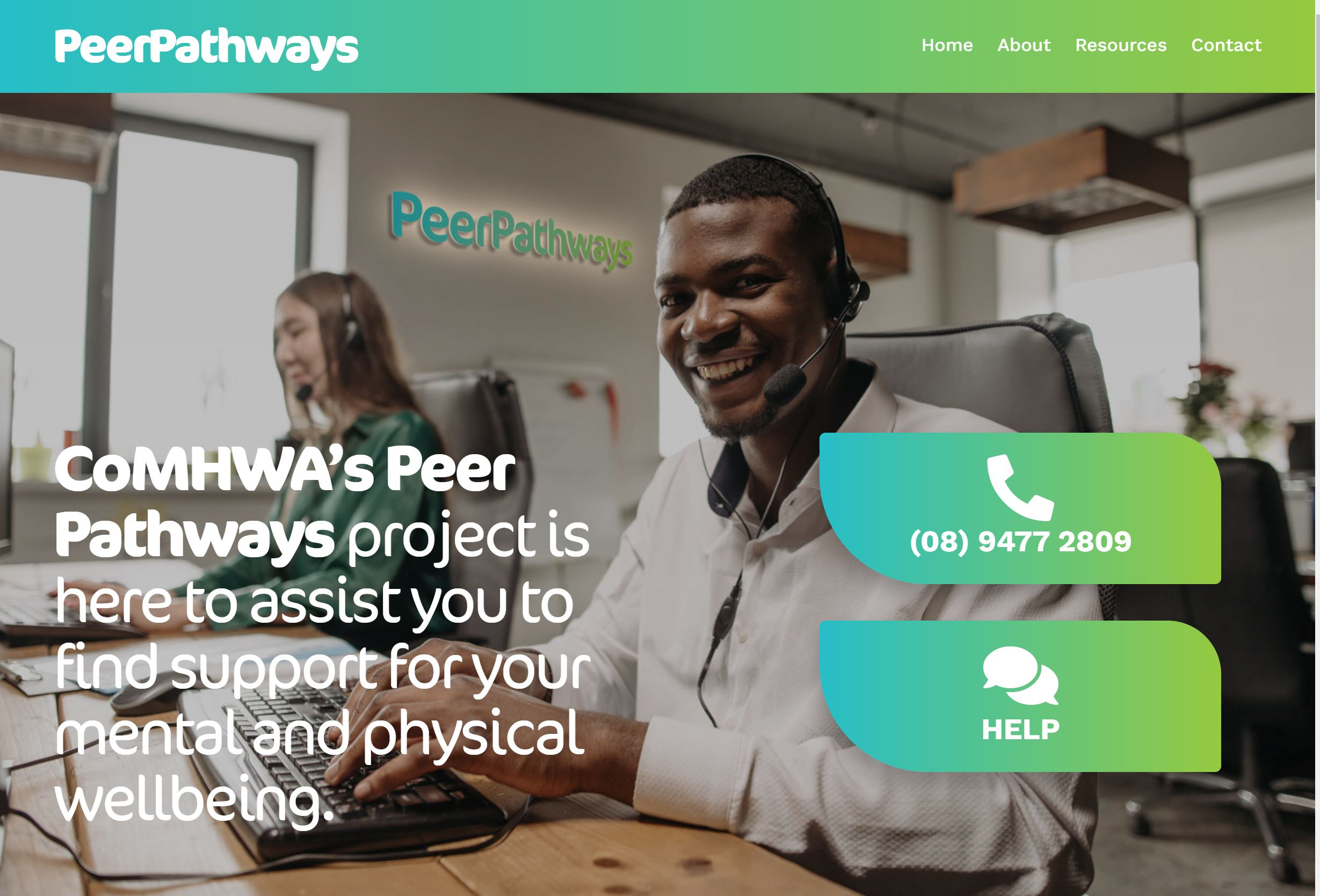 Peer Pathways