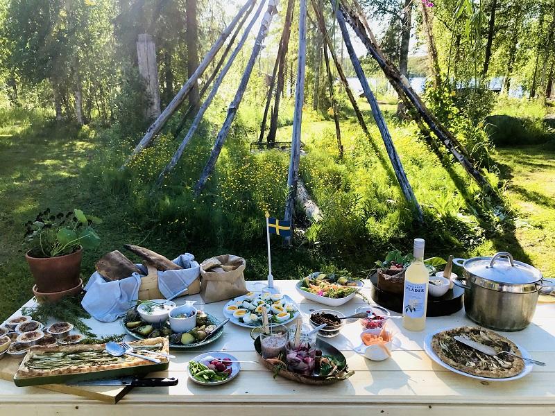 Lapponia svedese orientale