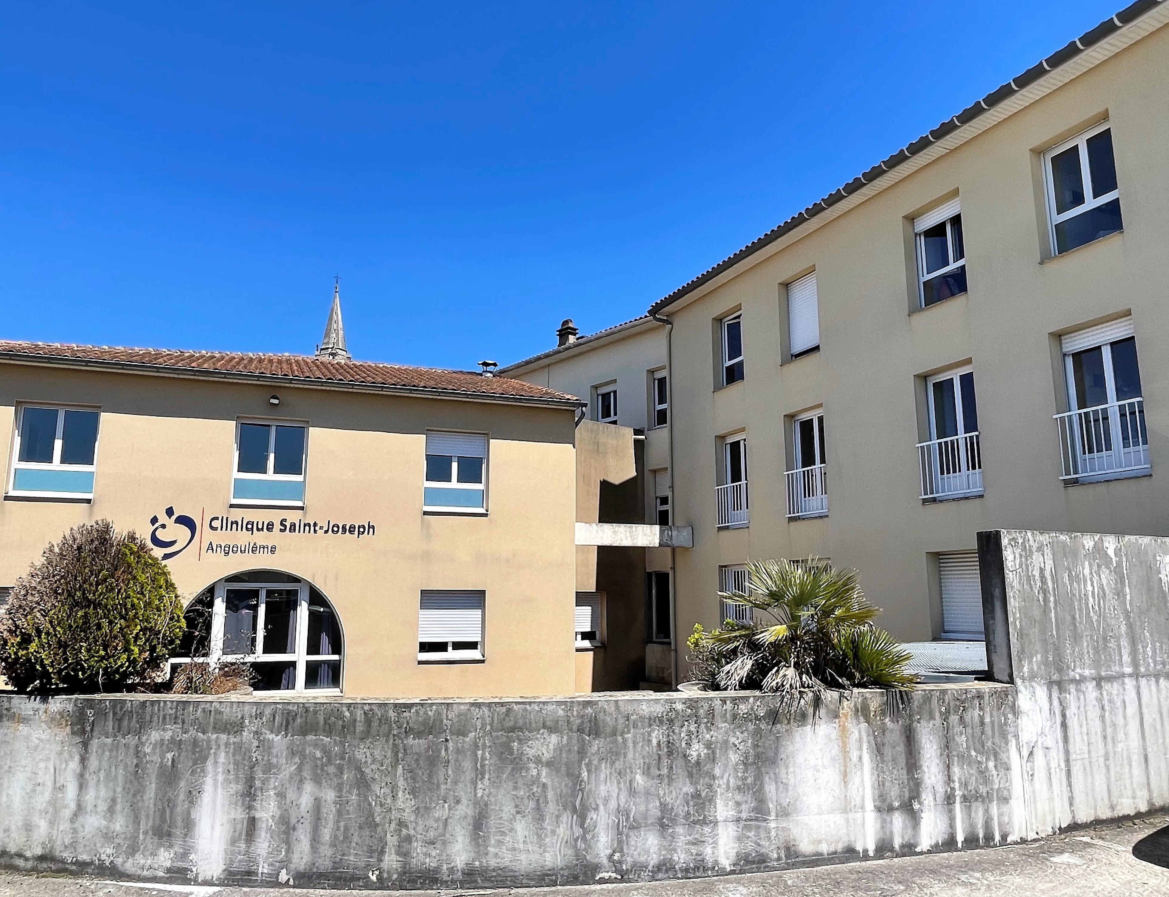 Le 1er Juin 2021, la Clinique Saint-Joseph Angoulême fête ses 100 ans