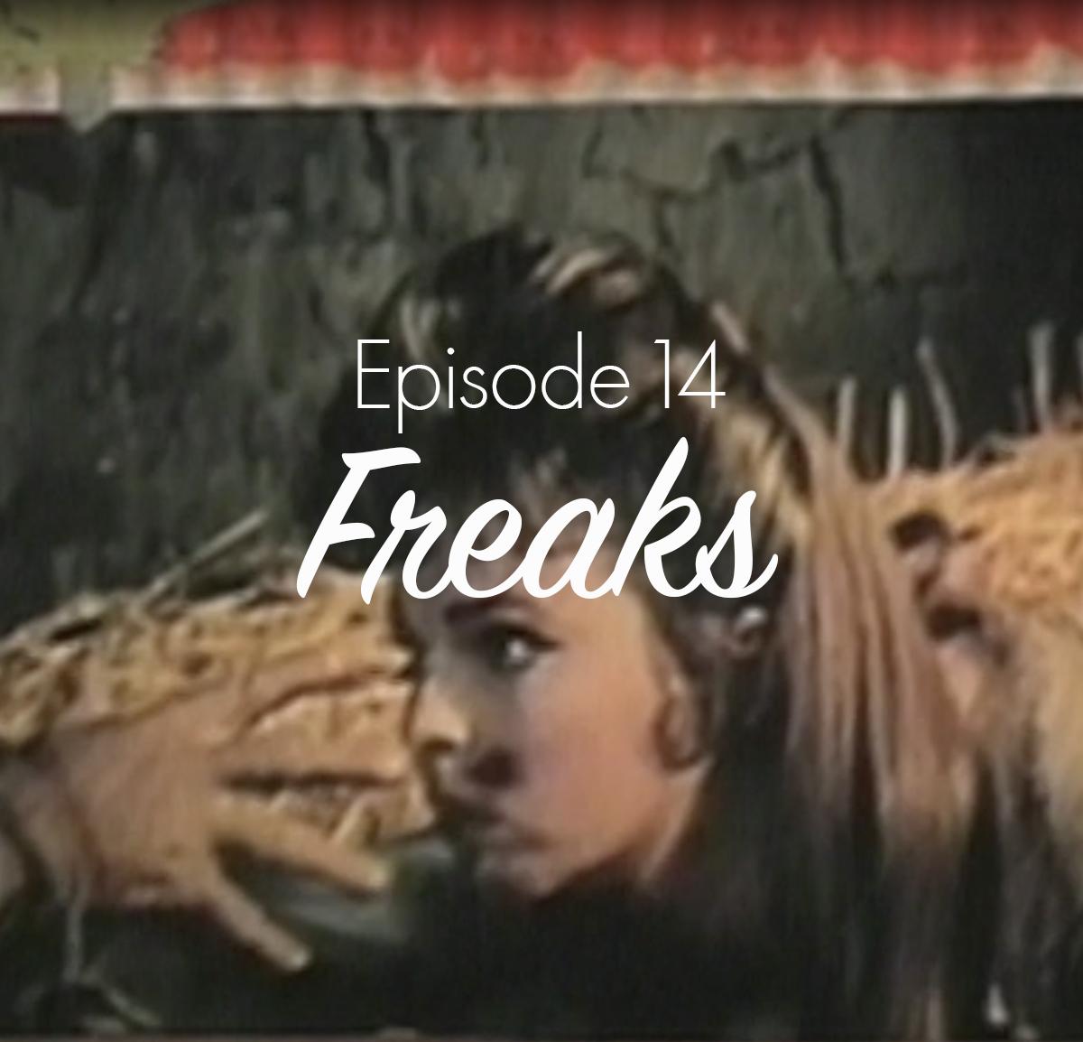100 Years of Horror brings you stories of freaks