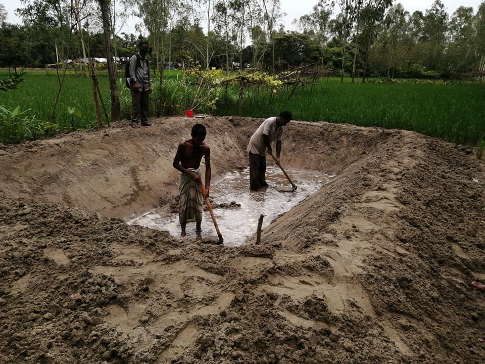 Livelihood activities