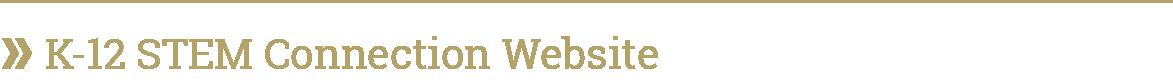 Image - K-12 STEM Connection Website