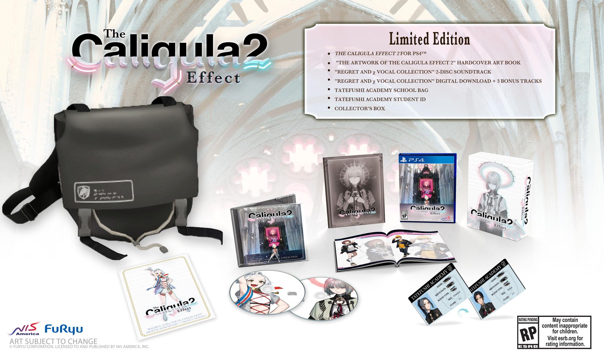 Caligula Effect 2 arriverà su PS4 e Nintendo Switch nell'autunno 2021!