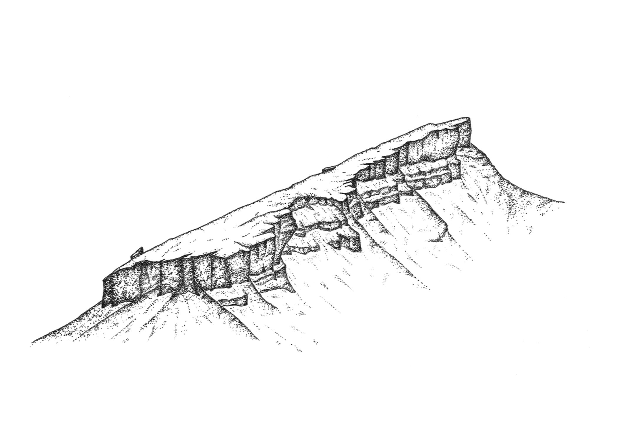 Ifen Zeichnung