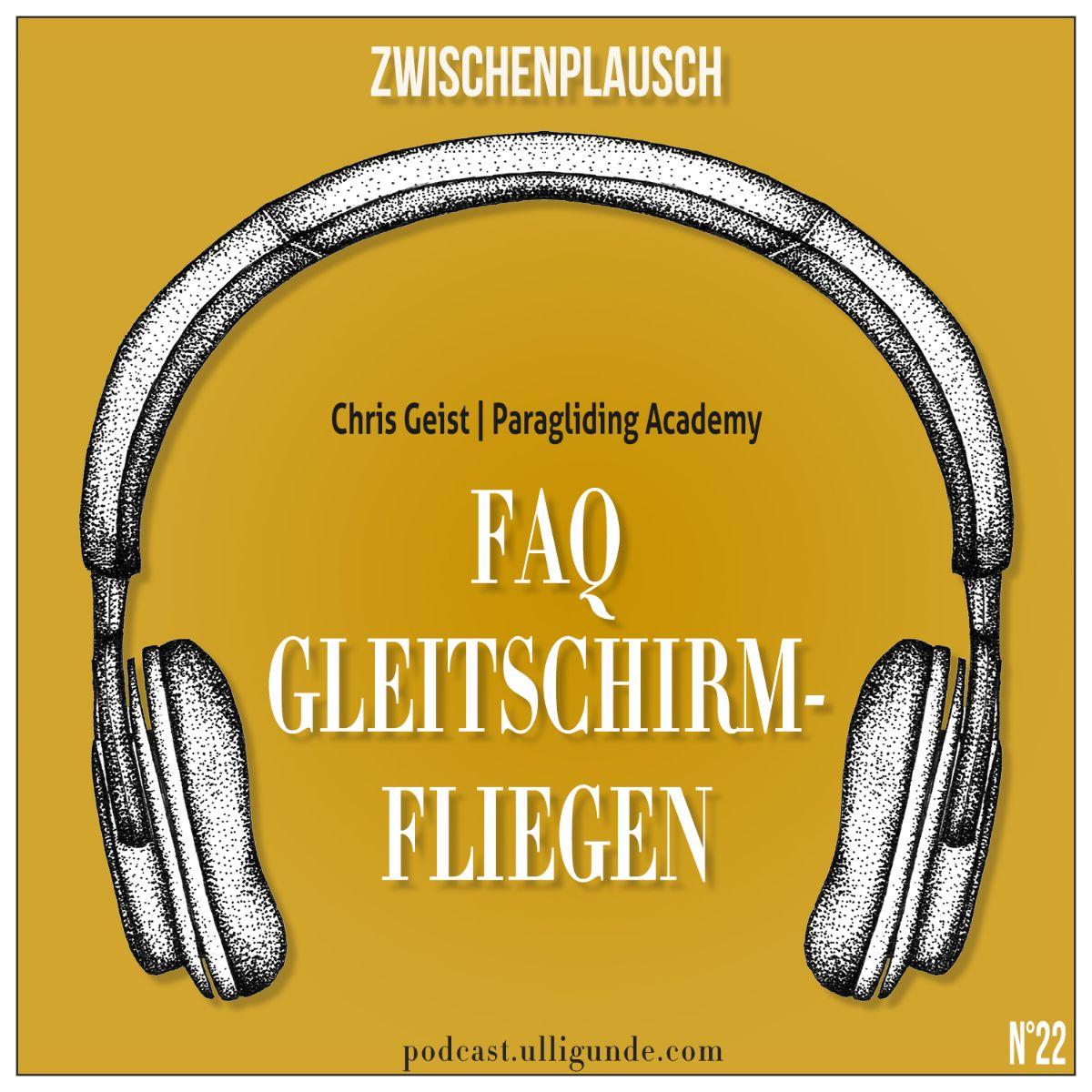 FAQ Gleitschirmfliegen