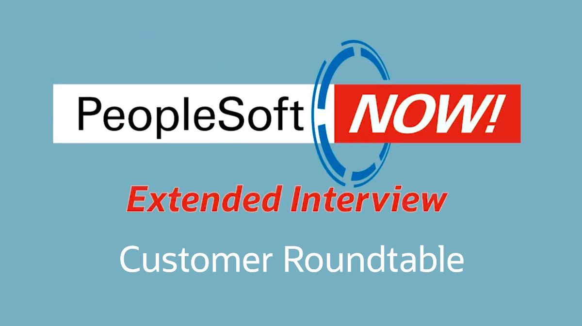 Learn what PeopleSoft Innovators have to say