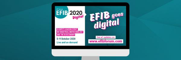 EFIB 2020 goes digital!