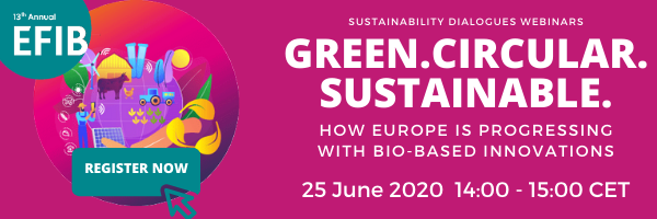 Join the journey to #EFIB2020 - The Sustainability Dialogues