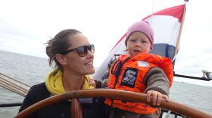 Kids aan het roer@ Gouden Vloot