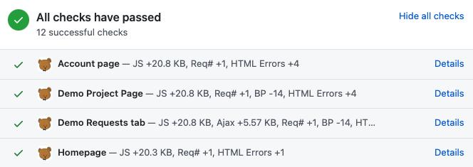 Running DebugBear as part of a CI process