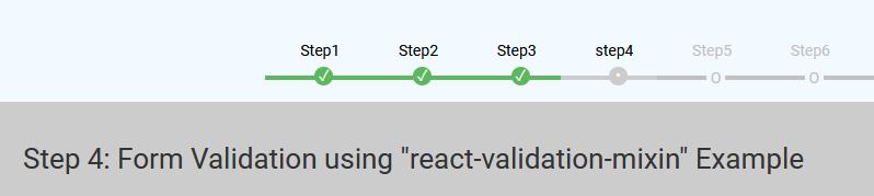 react stepzilla