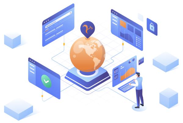 NetNut's residential proxy network