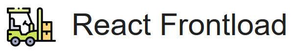 React Frontload