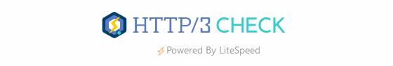 HTTP/3 Check