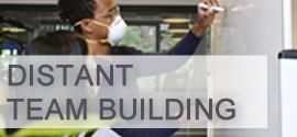 DISTANT TEAM BUILDING