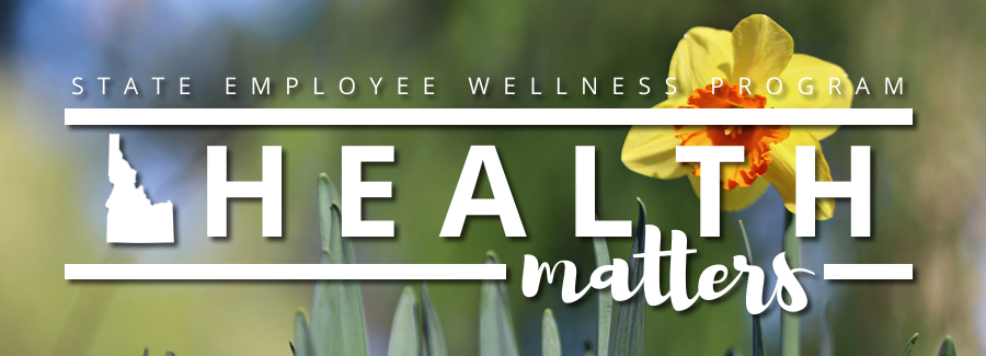 Health Matters State Employee Wellness Program