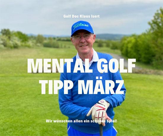 Praforst Mental Golf Tipp März 2021