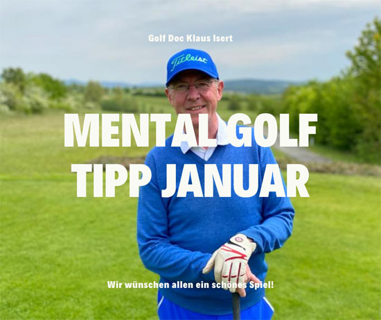 Praforst Mental Golf Tipp Januar 2021