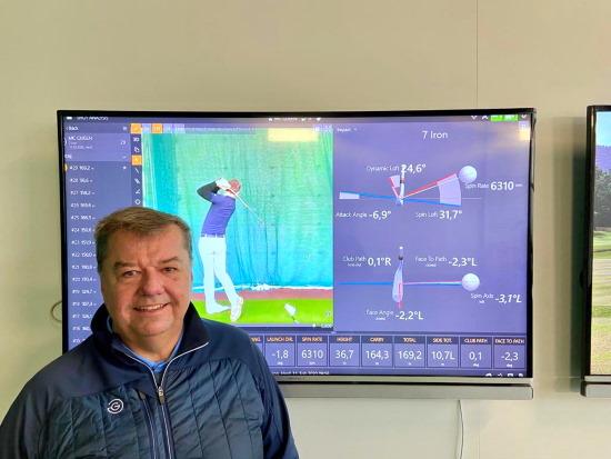 Golfclub Praforst Golfschule mit Andrew McQueen