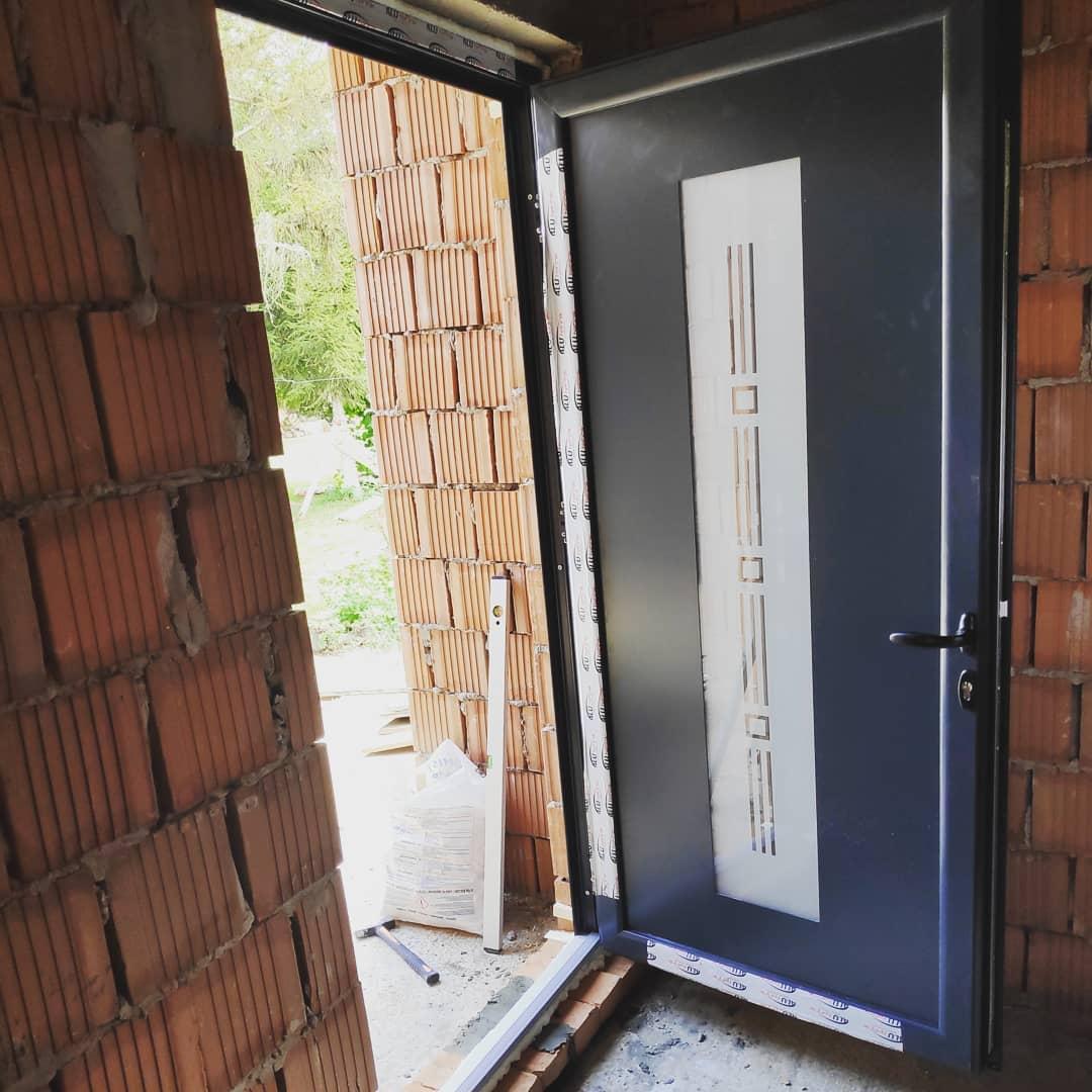 Ulazna vrata Šabac PVC Stolarija Šabac