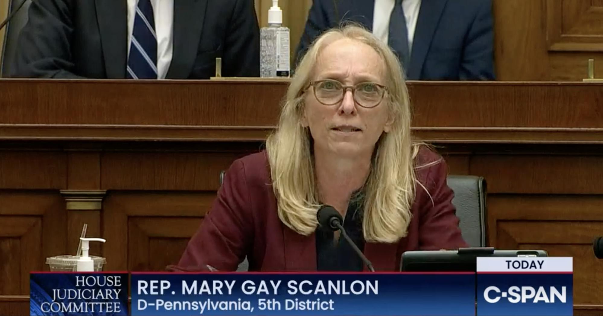 Rep. Mary Gay Scanlon