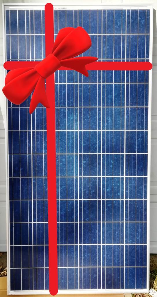 REC PE72 315W Solar Module