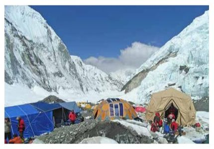Victron Everest Base Camp Ext