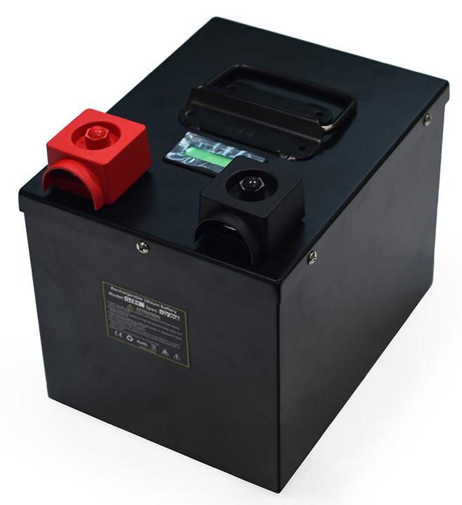 Eclipse 12V 100Ah LiFePO4 Battery | Backwoods Solar