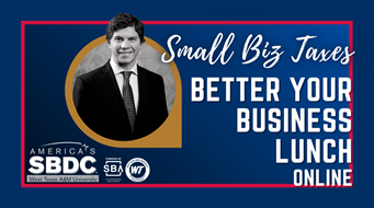 SBDC Event: Small Business Taxes @ SBDC Event: Small Business Taxes | Amarillo | Texas | United States