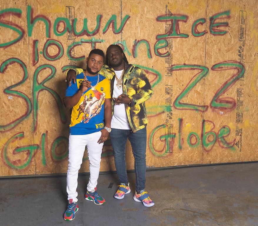 Shawn Ice and I-Octane