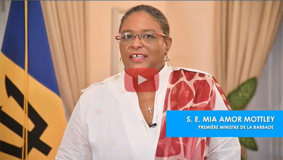 Hon. Mia Amor Mottley, Prime Minister of Barbados