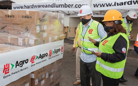 H&L Agro Hands Over $2M in Agricultural Inputs to Help Farmers